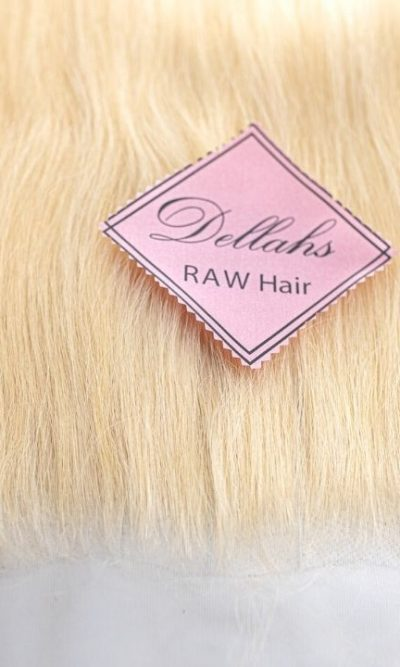 Dellahs Raw Cambodian blonde Hair